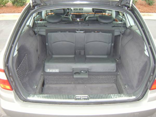Minivans For Sale >> Mercedes-Benz E-Class E320 4MATIC Wagon 3rd Row Seat | Casa Auto Sale